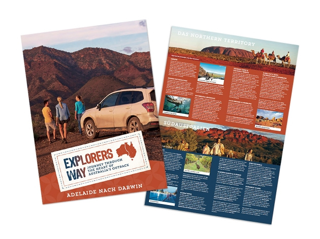 Explorers Way - brochure