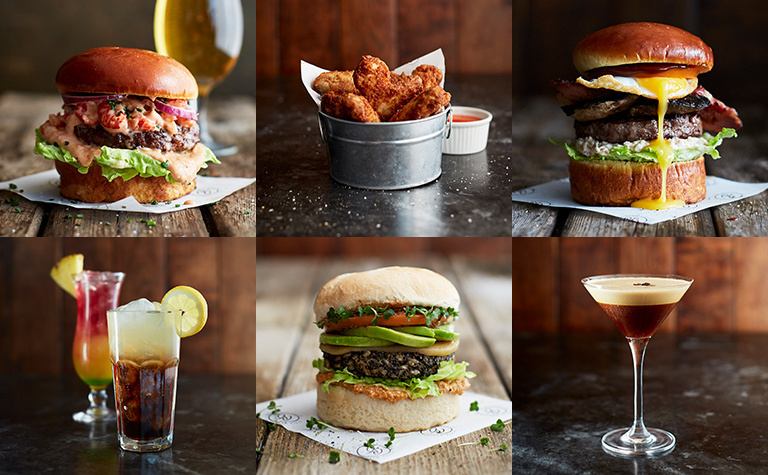 Stock Burger Co. - photography