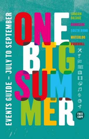 One Big Summer - events guide