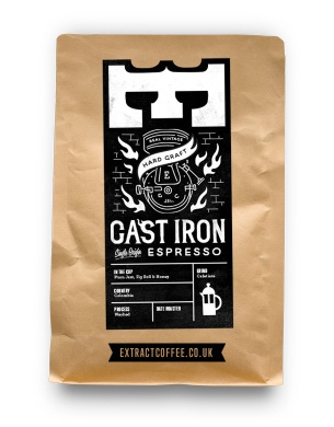 Extract Coffee - Cast Iron Espresso