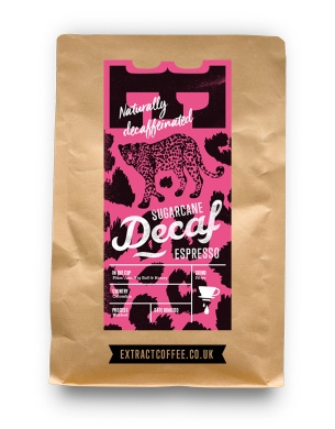 Extract Coffee - Decaf Espresso