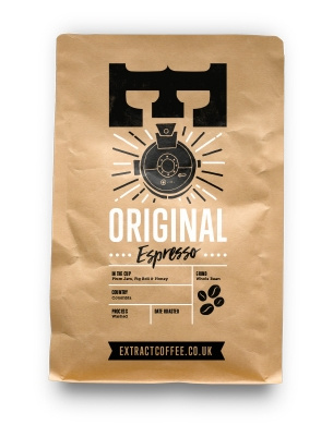 Extract Coffee - Original Espresso