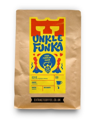Extract Coffee - Unkle Funka Espresso